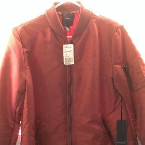 Outwear/jacket rust